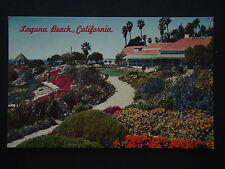 THE VICTOR HUGO INN HEISLER PARK LAGUNA BEACH CALIFORNIA POSTCARD