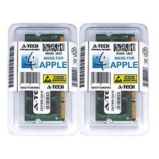 2gb Kit 2x 1GB Apple Macbook Pro iMac Mac Mini PC2-5300 667Mhz Sodimm Memory Ram