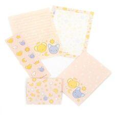 Cardcaptor Sakura Mini Letter Set - Kero / Keroberos and Suppi / Spinel Sun New