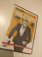 Dvd  El americano  george CLOONEY (PRECINTADO)