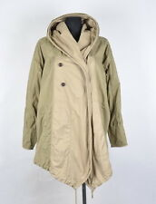 Levis Hooded Women Parka Jacket Size S, Genuine