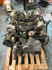 Mercedes 500 Sec Engine ----- 93,000 Miles