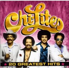 The Chi-Lites - 20 Greatest Hits [New CD]