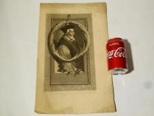 18thC Engraving Print Latimer by Adriaen van der Werff P.A.Gunst #A38*