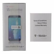 Manual and Information Pack for Samsung Galaxy S6 edge + - T-Mobile Branded