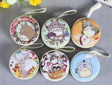 Anime Totoro Small Wallet Coin Purse Headphone Storage Bag Handbag Portable