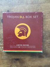 Trojan Box Set DJ Uroy Iroy Dennis Alcapone Sir Lord Comic Ska Reggae