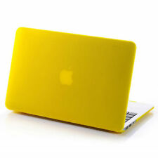 "13"" Macbook Pro Hard Case Yellow a1369"