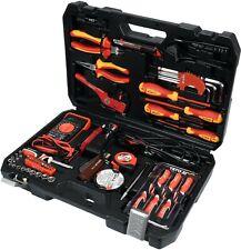 YATO 68-tlg. Werkzeugkiste Werkzeugkoffer Werkzeug Set Elektriker Satz 1/4″