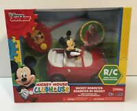 Disney Mickey Mouse Mickey Roadster Radio Control Car 3+
