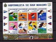 15003) SAN MARINO 2001 MNH**  Sport - Giochi Piccoli Stati
