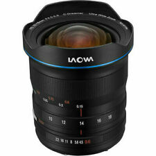 Laowa 10-18mm f/4.5-5.6 Zoom Lens for Sony FE-Mount