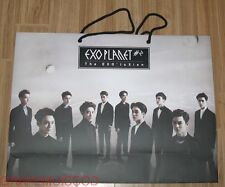 EXO PLANET #2 The EXO'luXion 2015 CONCERT GOODS SUHO PASSENGER KIT + PAPER BAG