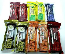 10 Meal Variety Pack of Emergency Camping Survival MRE Food Energy Bar Rations