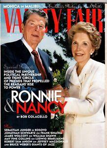 1998 Vanity Fair July - Frank Sinatra; Bemelmans; Lionel Hampton; Dave Brubeck