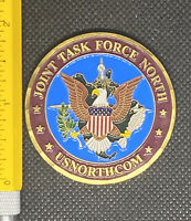 USNORTHCOM Joint Task Force North Command Team Challenge Coin