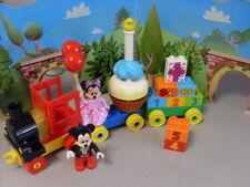 LEGO DUPLO - 10597 DISNEY MICKEY MOUSE BIRTHDAY PARADE CLUB HOUSE TRAIN