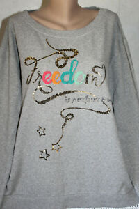 ODD  MOLLY  Damen  Pullover, Grau  Gr. XL(4)