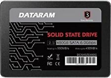 "DATARAM 480GB 2.5"" SSD DRIVE FOR GIGABYTE GA-B250-HD3"