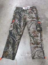 NEW SHE Outdoor ladies C4 Silver Camo PANTS womens XXL 2XL INSULATED REALTREE AP
