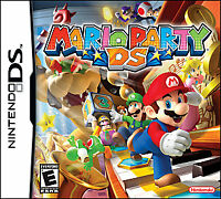Mario Party (Nintendo DS, 2007) GAME ONLY! TESTED AND WORKING! SHIPS FROM USA!