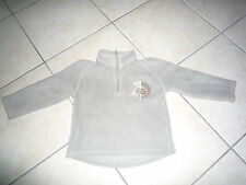 pull polaire vert 3 ans