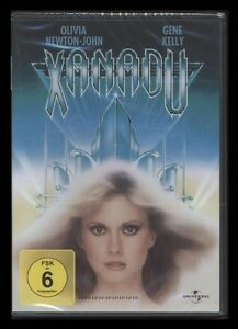 DVD XANADU - OLIVIA NEWTON-JOHN + GENE KELLY - Musikfilm der 80er *** NEU ***