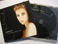 """CELINE DION """"LET'S TALK ABOUT LOVE"""" - CD"""