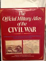The Official Military Atlas Of The Civil War Vintage 1983 Edition