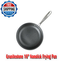 Granitestone 10?? Nonstick Frying Pan, Ultra Durable Mineral Coated, Aluminum