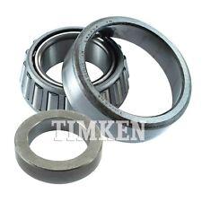 Wheel Bearing and Race Set-RWD Timken SET7