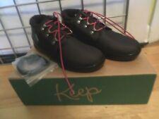 Keep Company The Ramos Adrock Beastie boys namesake shoes black low lined 7.5