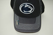Penn State Nittany Lions Ball Cap, Adjustable Back, Partially Mesh Top