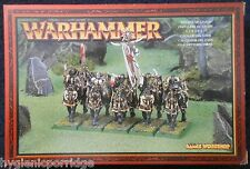 2001 CHAOS KNIGHTS GAMES WORKSHOP WARHAMMER ESERCITO Warrior Mounted Cavalry MIB GW