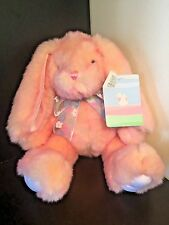 DAN DEE COLLECTORS CHOICE PINK EASTER BUNNY RABBIT STUFFED PLUSH / TIPPY E31678