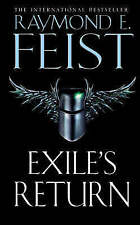 Exile's Return: Conclave of Shadows 3, Raymond E. Feist | Paperback Book | Accep