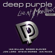 Deep Purple - Live At Montreaux 1996 (CD Standard Jewel Case Edition)