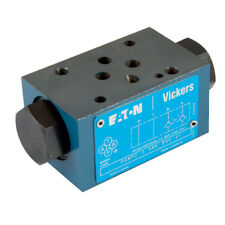 Eaton VICKERS VALVES hydrauliques - dgmpc 3 ABK BAK 41 (Double) 1-11337