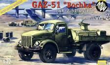 MW -AK-2-51-04-PS su / su GAZ - 51-1: 72 Modello Kit NEU Camion cisterna LKW