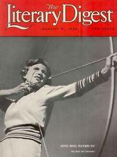 Literary Digest - August 8, 1936
