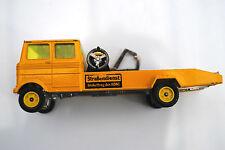 Siku viejo V335 Mercedes-Benz LP 608 ADAC Recuperación Camión con rampas de carga de cabrestante &