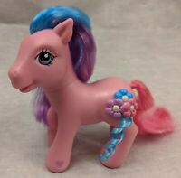 My Little Pony G3 Blushie 3D Symbol Flowers w/ RIbbon Curl