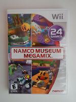Namco Museum Megamix Game Complete! Nintendo Wii