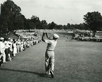 Ben Hogan's Famous 1 Iron - 1950 US Open Merion Golf Club - 8 x 10 Photo