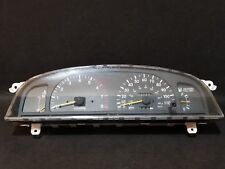Instrument Clusters For Toyota T100 Sale Ebay. 96 Toyota Taa T100 V6 Truck Gauge Instrument Cluster Tach Speedometer 220k. Toyota. Instrument Panel Diagram 1996 Toyota T100 At Scoala.co