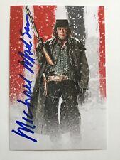 Michael Madsen Autographed Photo Kill Bill Reservoir Dogs