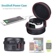 Power-Case for Apple Watch 38mm/42mm Multi-function Compact Power Bank 3000mAH