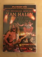 Van Halen Broadcast Archives Double DVD Good Used