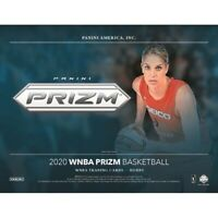 2020 Prizm WNBA Basketball Hobby Box PRESALE 10/28/20