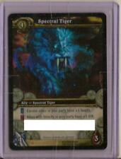 WoW Loot Card - Spektraltiger - Spectral tiger - USED